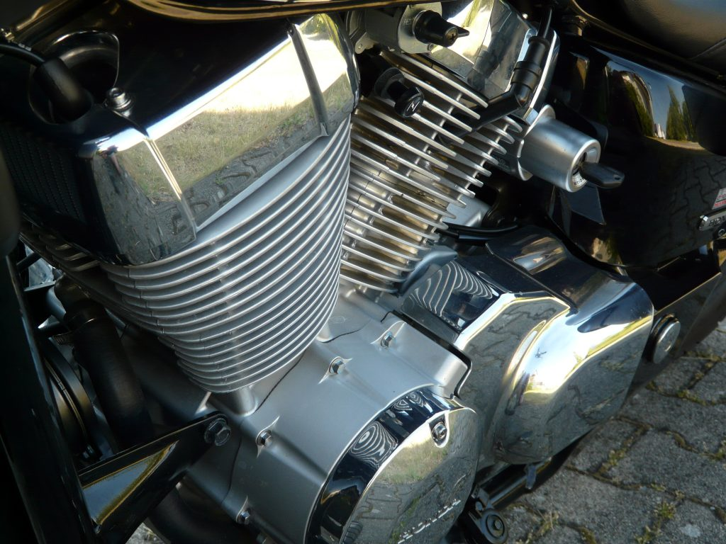 Honda Shadow Motor